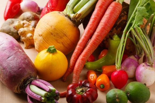 鹿児島産の野菜